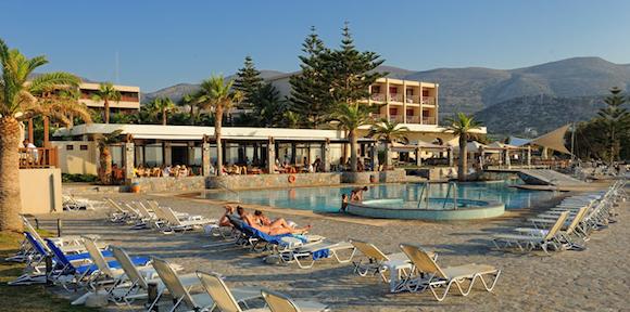 36 отель malia beach малья (15