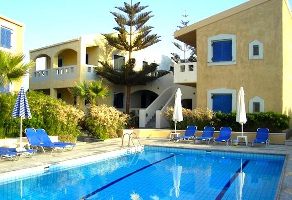 Nana angela apartments 3 крит отзывы Море Гоа