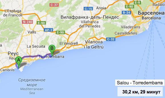 Salou_Torredembarra_map