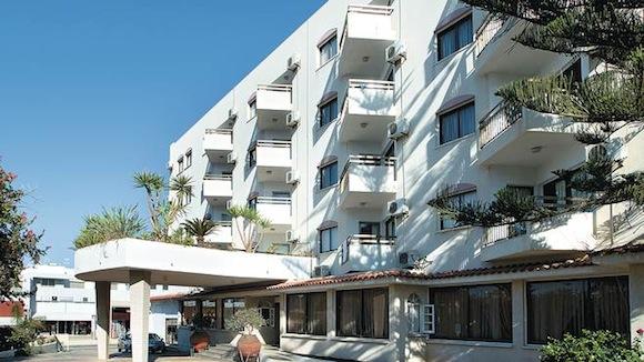 Отели Кипра 3 звезды Sandra