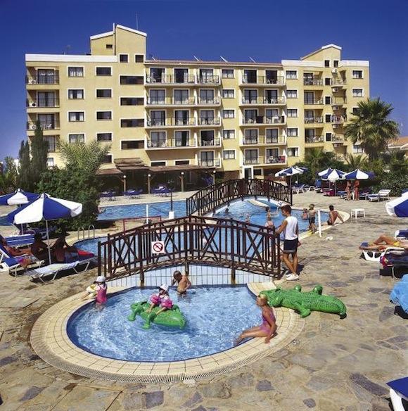 Кипр 4 отдых с детьми полетелинаморе тсоккос сан Tsokkos_Sun_Gardens