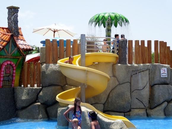 Доминикана с детьми: отели с аквапарком