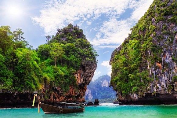 Краби с детьми, туры с детьми в Таиланд