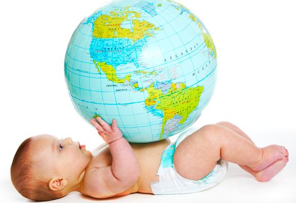 baby-globe