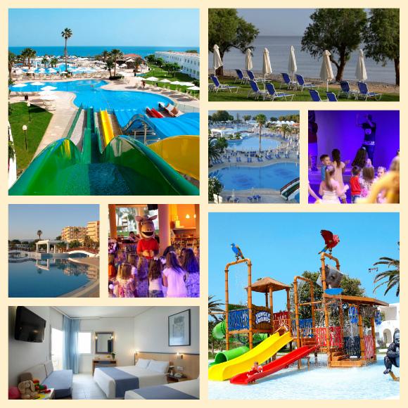 Louis Creta Princess 4*, Крит, отель в Греции для детей, турагентство Полетелинаморе