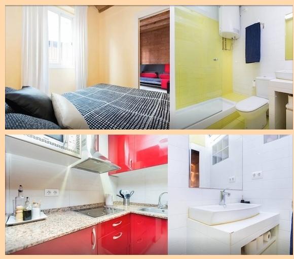 Квартира в Испании. Аренда апартаментов в Барселоне. Полетелинаморе poletelinamore