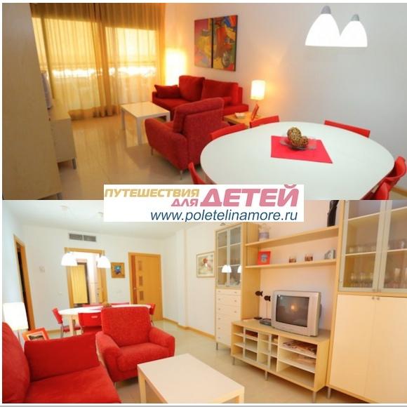 Апартаменты на Коста Дорада Турагентство Полетелинаморе poleteli-11900818-2