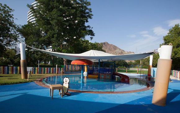 отели для детей в ОАЭ Le Meridian